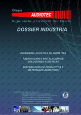 Dossier de Industria de Audiotec