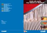 Guía para la colocación de adhesivos elásticos (IT)