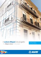 Il colore Mapei nel progetto
