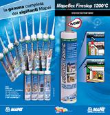 mapeflex firestop 1200°