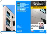 Mapetherm Tile System 2011
