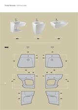 Catalogo lavabos gala for Sanitarios gala catalogo