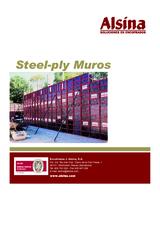 Steel-ply muros