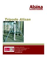 Tripode alisan