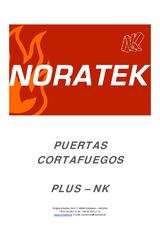 Puertas Cortafuegos PLUS NK