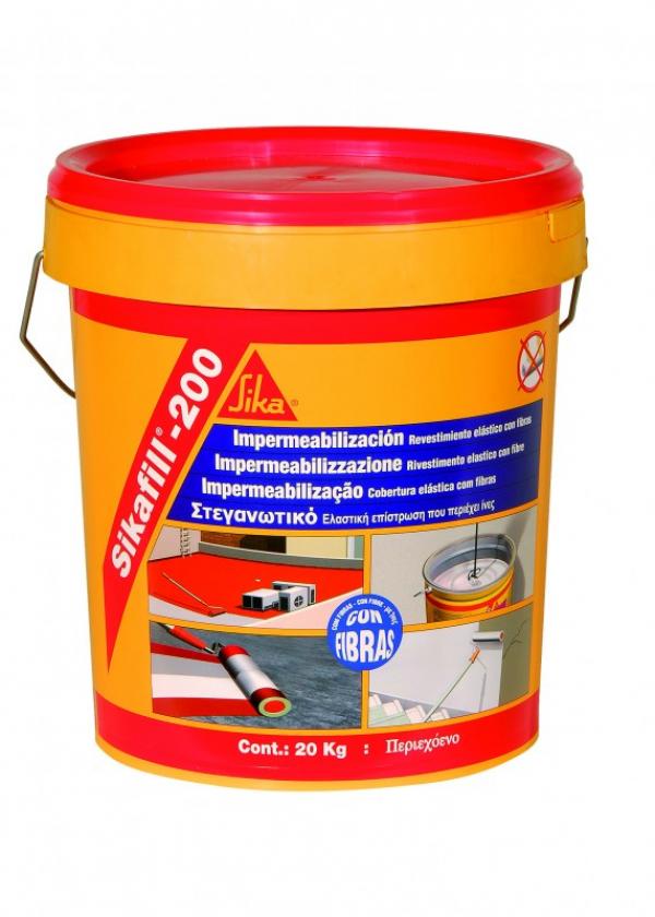 Productos de sika s a u construm tica - Impermeabilizante para paredes ...