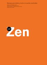 Portada de Mampara Zen