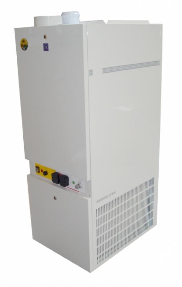 Extractor Baño Silencioso | Extractor De Bano Ultra Silencioso Minivent M1 100 N Construmatica