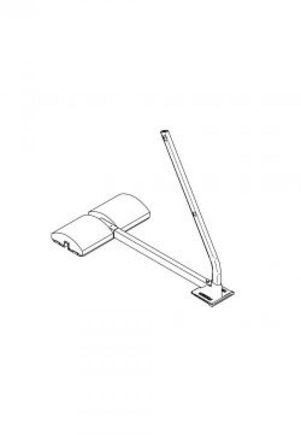 Barandilla de acero angulo uni n para escalera construm tica - Barandilla de aluminio ...