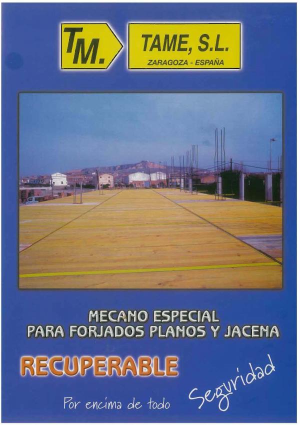 Imagen de Mecano recuperable