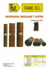 Imagen de Encofrados circulares y mixtos