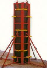 Imagen de Encofrados metálicos rectos
