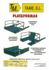 Imagen de Plataformas de carga