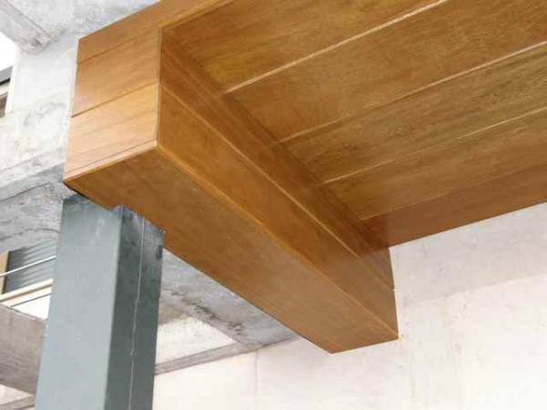 Revestimiento construm tica for Revestimiento interior madera