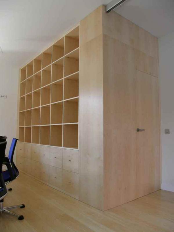 Revestimiento interior construm tica for Revestimiento interior madera