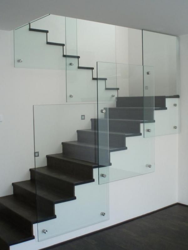 Anclaje barandilla vidrio construm tica - Normativa barandillas exteriores ...