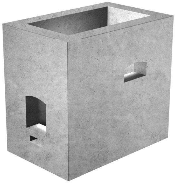 Imagen de Arqueta tipo DM 116x72 y tapa