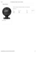 Portada de Bola Esfera Pilona