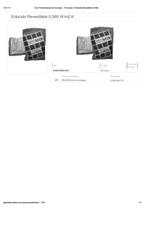 Portada de Enlucido Revestiblok 0 068 W M2 K