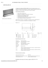Portada de Sistema De Contencion Db 80 Lsw R