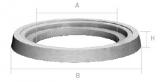 Imagen de Base zapata armada para anillos