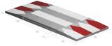 Imagen de Paso elevado reductor de velocidad
