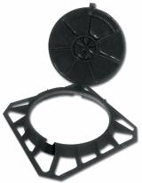 Imagen de Tapa de pozo tipo articulada - marco cuadrado