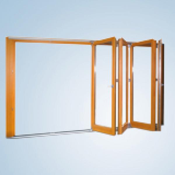 Herraje fs portal construm tica Puertas plegables de madera