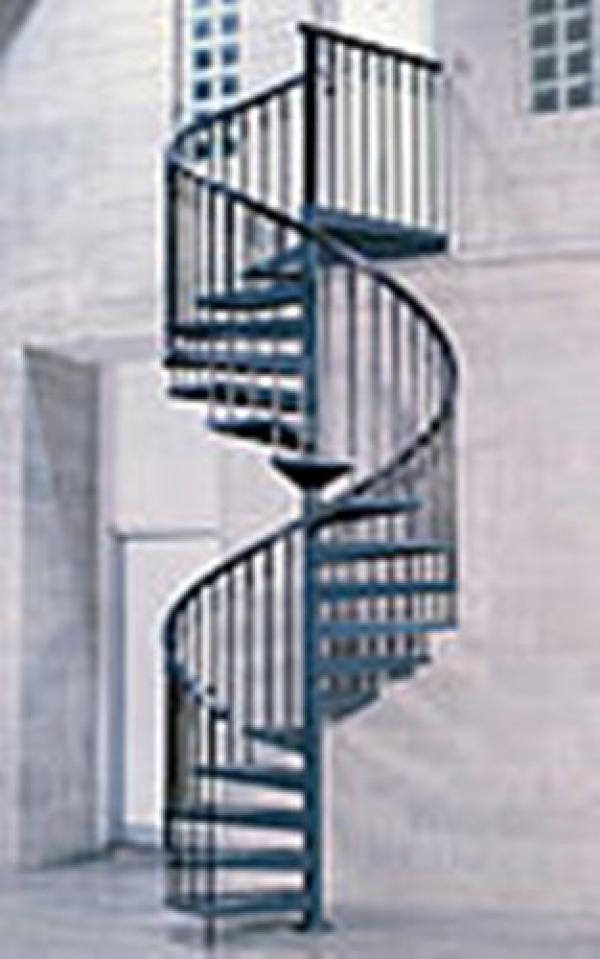 escaleras de caracol construm tica