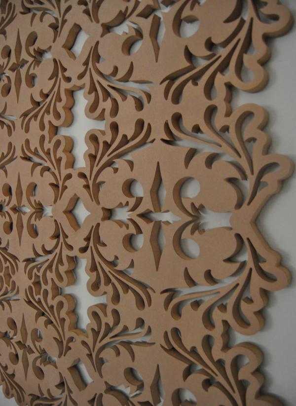 Celos as de madera en circulo construm tica - Celosias en madera ...