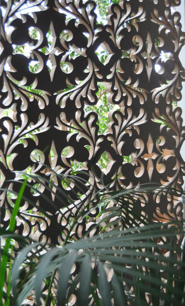 Celosia puerta construm tica - Celosia de aluminio ...