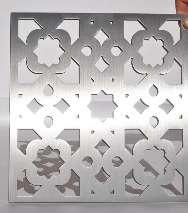 Celosia circular tracer a construm tica - Celosia de aluminio ...