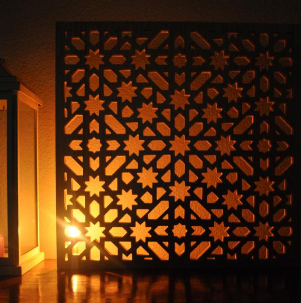 Celos as alhambra construm tica - Celosias en madera ...