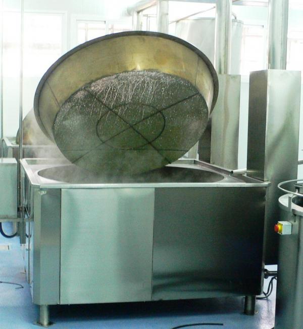 Freidoras industriales construm tica for Freidora industrial