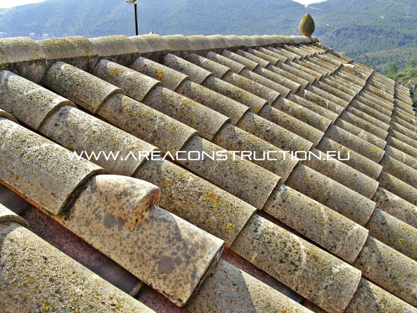 Construcci n casa r stica de piedra barcelona construm tica - Construccion casa de piedra ...