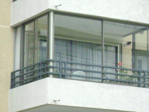 Cerramientos construm tica for Cierres de aluminio para terrazas