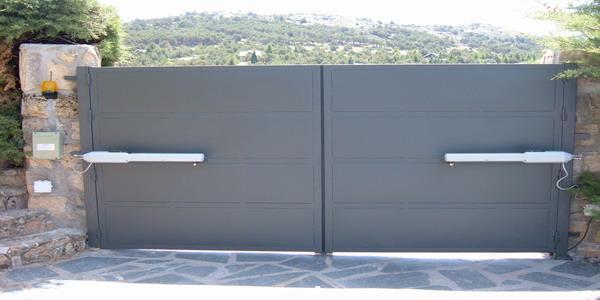 Puerta garaje construm tica - Puertas automaticas para cocheras ...