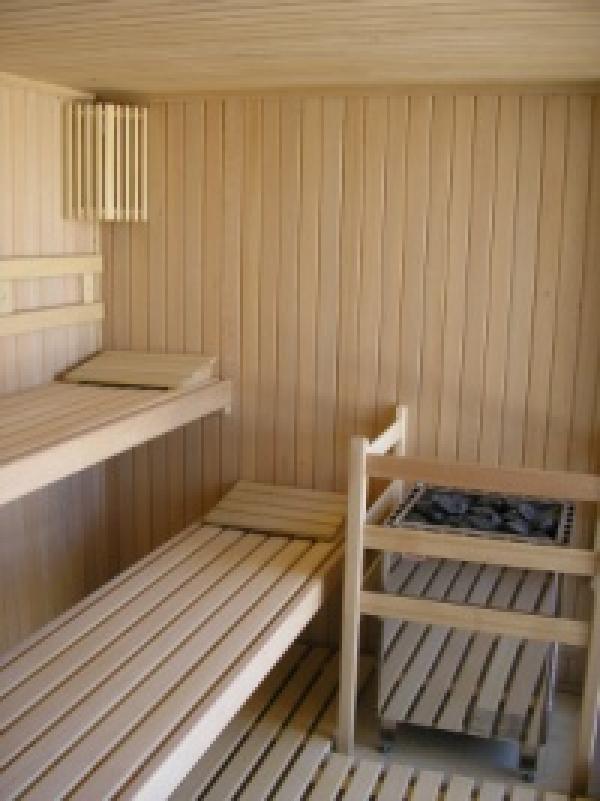 Equipos para ba os de vapor construm tica - Tipos de saunas ...