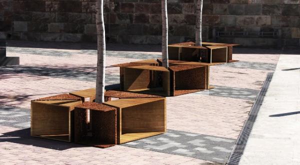 Mobiliario Urbano Construm Tica