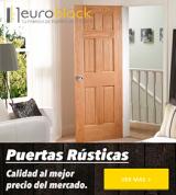 Imagen de Puertas Rústicas de Madera