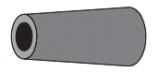 Imagen de Funda cono metal DYW 26/150
