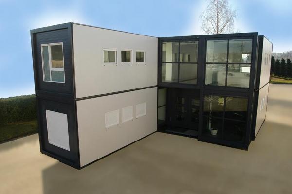 Conjuntos modulares construm tica for Construccion de oficinas modulares