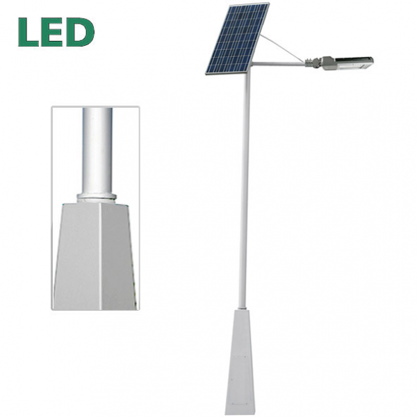 Imagen de Columna Solar LED