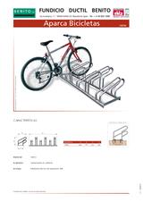Portada de Aparca Bicicletas Ficha Tecnica
