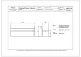 Portada de Banco Sistema Modular Gavarres Ficha Proyecto