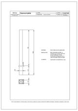 Portada de Pilona Desmontable Ficha Proyecto