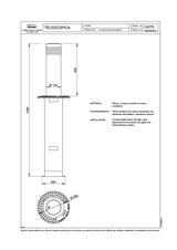 Portada de Pilona Telescopica Ficha Proyecto