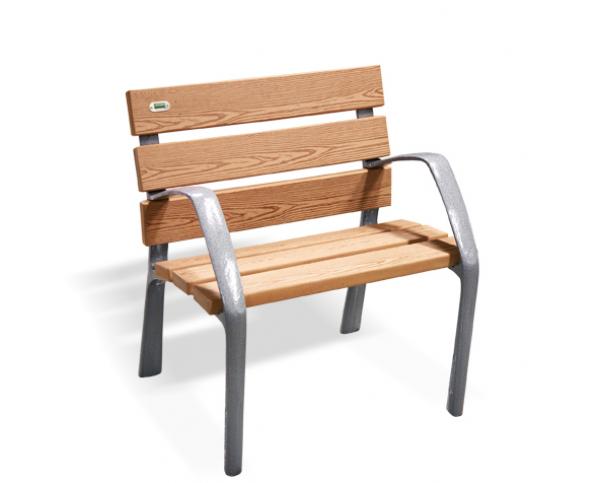 Banco silla neobarcino madera construm tica for Pisos en silla de bancos
