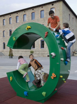 Imagen de Parques Infantiles Rocódromos
