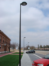 Imagen de Columna Troncocónica de 4 a 12 m
